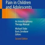 Practical Treatment Options for Chronic Pain in Children and Adolescents : An Interdisciplinary Therapy Manual