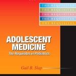 Adolescent Medicine: The Requisites