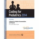 Coding for Pediatrics 2014