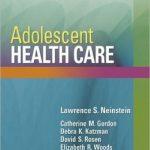 Handbook of Adolescent Health Care