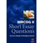 MRCOG II: Short Essay Questions
